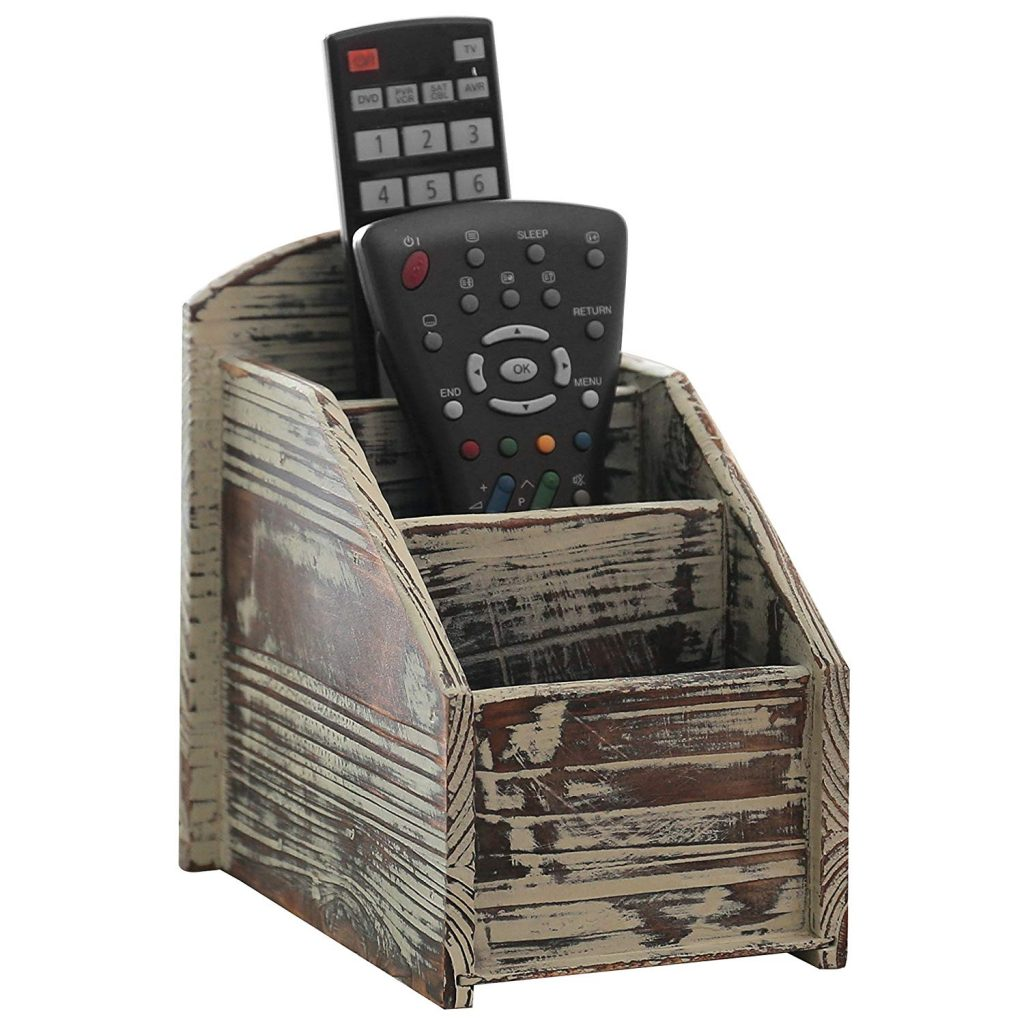 Best Affordable Farmhouse Decor Amazon Has To Offer - A close up of a box - Remote Controls